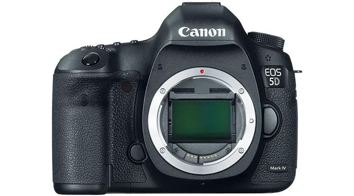 Canon 5D Mark IV Announcement ComingSoon